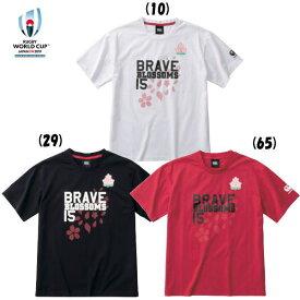 カンタベリー (CANTERBURY) ラグビー ワールドカップ 2019 日本代表 ジャパン グラフィック Tシャツ VCC39415(vcc39415)