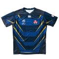 カンタベリー(CANTERBURY)ラグビー日本代表RWC2019ジャパンレプリカオルタネイトジャージ(メンズ)VWR39001(vwr39001)
