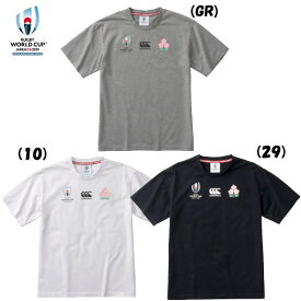 カンタベリー (CANTERBURY) ラグビー ワールドカップ 2019 RWC2019 ティー Tシャツ メンズ VWT39409(vwt39409)