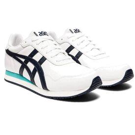 アシックス (asics) TIGER RUNNER 1191A301 100 メンズ ランニング ジョギング ライフスタイル 靴(1191a301-100)