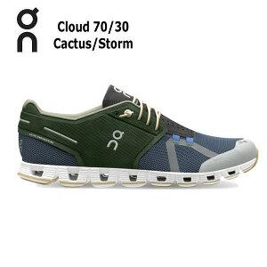 オン On Cloud 70/30 1999691M 限定 クラウド 70/30 メンズ ランニングシューズ(1999691m)