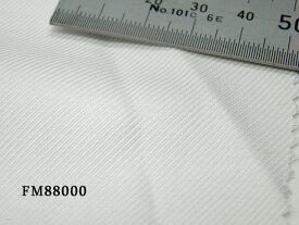 オリジナルオーダーシャツ●FM88000 THOMAS MASON社製 Italy Fabrics白ツイルドビー地 100番手双糸 100%cotton