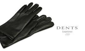 [デンツ社公認販売店]DENTS 手袋 / デンツ手袋 James Bond / 007 Model SHEEP SKIN / シープスキン ( 羊革 ) [ BLACK / ブラック ] 15-0007 BLACK 【楽ギフ_包装】