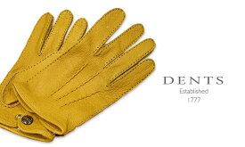 DENTS手袋 / デンツ手袋 PECCARY / ペッカリー ( 猪豚革 ) [ CORK / コルク / コーク ] 15-1043 CORK 【楽ギフ_包装】