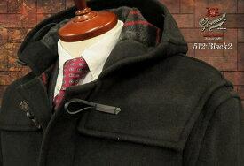 GLOVERALL / グローバーオール ダッフルコート メンズ ( ブラック2 ) [ 512C ] ( クラシックモデル ) 男性用/紳士用/メンズ/アウター/コート