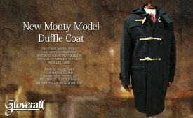 GLOVERALL / グローバーオール ダッフルコート New Monty model / ニューモンティモデル 585/52 / メンズ ( NAVY )●