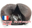 フランス産 トレトールドパリ社 フォンダン ショコラ (100g×2個) チョコ ケーキ チョコレート デザート 本格派 激うま 冷凍 お菓子 スィーツ