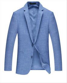 テーラードジャケット メンズ アウター ジャケット ブレザー スーツ 男性 送料無料 長袖 トップス ビジネス 紳士 フォーマル