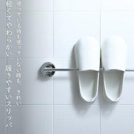 お風呂のスリッパ マーナ MARNA 履きやすい 軽い 浴室用 バスシューズ 掛ける 立てる 吊るす 滑りにくい