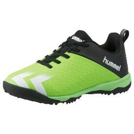 ヒュンメル ジュニアトレーニングシューズ インパリS TF Jr. HJS2126 5390 靴 子供 サッカー フットボール サッカートレシュー アップシューズ 子供用 イボイボ トレシュー フットサル