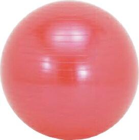<ソフタッチ> エクササイズ ボール・シャトル ボディケア・フィットネス ヨガ・エクササイズボール【カラーボックス】 SO-BAL55 レッド