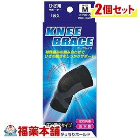 ブレイスサポーター ひざ M×2個 [宅配便・送料無料]
