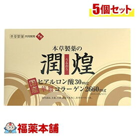 潤煌(うるおう)(2GX60本入)×5個 [宅配便・送料無料]