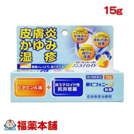 【第2類医薬品】☆ノーエチ薬品 新ピフォニーU軟膏 15g [ゆうパケット・送料無料]