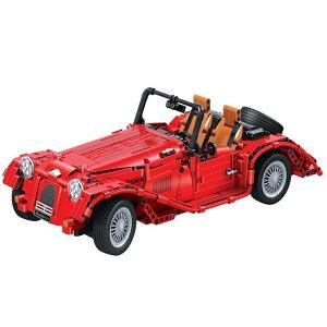 レゴ テクニック 互換品 ロードスター クラッシックカー プレゼント クリスマス