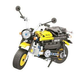 レゴ 互換品 モンキーバイク テクニック プレゼント クリスマス