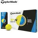 テーラーメイド TP5 ゴルフボール イエロー 1ダース(12球入り)日本正規品 TaylorMade