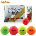 ボルビック ビビッド ボール 1ダース(12球入り) Volvik VIVID BALL