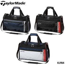 テーラーメイド KL984 TM18 E-5 ボストンバッグ シューズポケット付き 大容量 TaylorMade 特価