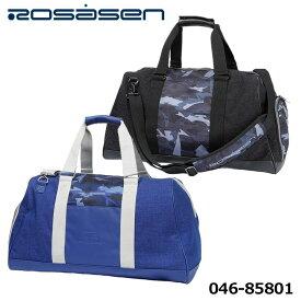 【2021モデル】ロサーセン 046-85801 カモテガ ボストンバッグ ゴルフ スポーツ 旅行 レジャー 普段使い Rosasen