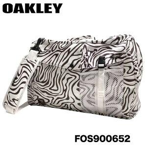 【2021モデル】オークリー FOS900652 スカル ボストンバッグ 15.0 PURPLE HAZE SKULL BOSTON BAG OAKLEY