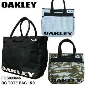 【2021モデル】オークリー FOS900646 BGトートバッグ 15.0 BG TOTE BAG OAKLEY 10p