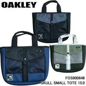 【2021モデル】オークリー FOS900648 スモール トートバッグ 15.0 カートバッグ ラウンドトート SKULL SMALL TOTE OAKLEY 10p