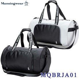 【2021モデル】マンシングウェア MQBRJA01 ボストンバッグ Munsingwear