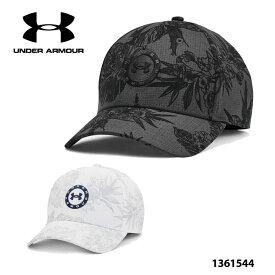 【2021モデル】アンダーアーマー 1361544 UAジョーダン スピース ツアー アジャスタブル メンズCAP ハット UNDER ARMOUR Jordan Spieth Tour Adj Hat UA