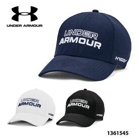 【2021モデル】アンダーアーマー 1361545 UAジョーダン スピース ツアー ハット メンズCAP UNDER ARMOUR Jordan Spieth Tour Hat
