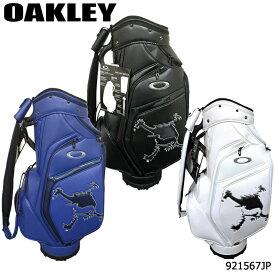 【2019モデル】オークリー 921567JP スカル ゴルフバッグ 13.0 キャディーバッグ 9.5型 4.7kg 47インチ対応 SKULL GOLF BAG OAKLEY