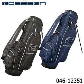 ロサーセン 046-12351 スタンド キャディバッグ カモフラージュ柄 Rosasen 即納