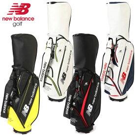 ニューバランス ゴルフ 012-0980001 キャディバッグ 9型 New Balance Golf