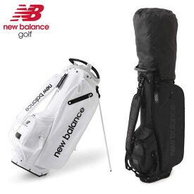 【2020モデル】ニューバランス ゴルフ 012-0980002 ライトウェイト スタンド キャディバッグ 9型 New Balance Golf LIGHT WEGHT