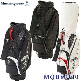 【2021FWモデル】マンシングウェア MQBSJJ00 キャディバッグ 9.5型 47インチ対応 Munsingwear 10p