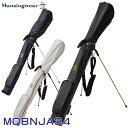 【2019モデル】マンシングウェア MQBNJA34 セルフクラブケース スタンドタイプ 47インチ対応(5〜6本収納) Munsingwear