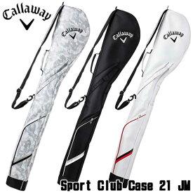 【2021モデル】キャロウェイ スポーツ クラブケース 21 JM Sport Callaway 20p