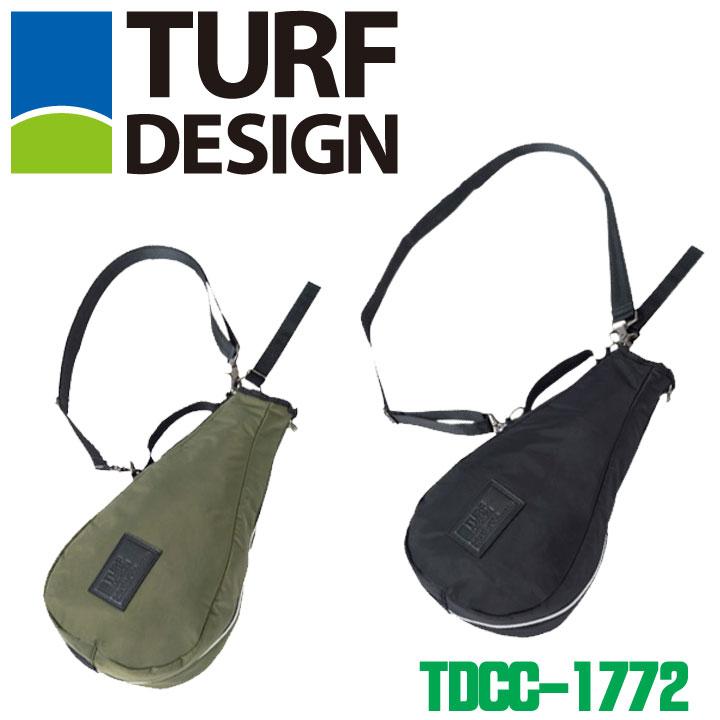 【2018モデル】 ターフデザイン TDCC-1772 クラブケース TURF DESIGN