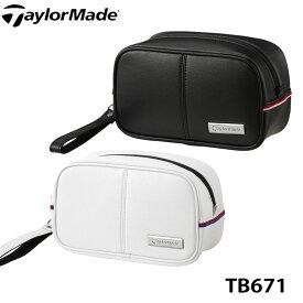 【2021モデル】 テーラーメイド TB671 オーステック ポーチ'21 TaylorMade 10P