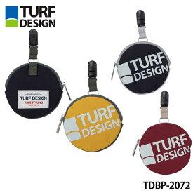 【2020モデル】ターフデザイン TDBP-2072 ボールクリーナー&パターキャッチャー 漏水防止 TURF DESIGN Ball Cleaner & Putter Catcher
