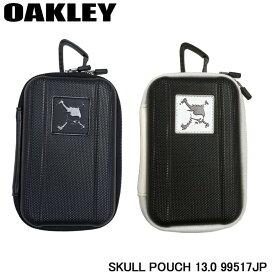 【2019モデル】オークリー 99517JP スカル ポーチ 13.0 SKULL POUCH OAKLEY