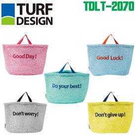 【2020モデル】ターフデザイン TDLT-2070 ランドリー トートバッグ TURF DESIGN Tote Bag