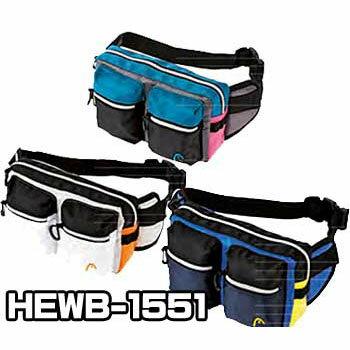 ★即納★ HEAD ヘッド ゴルフ HEWB-1551 EXウエストバッグ 2015