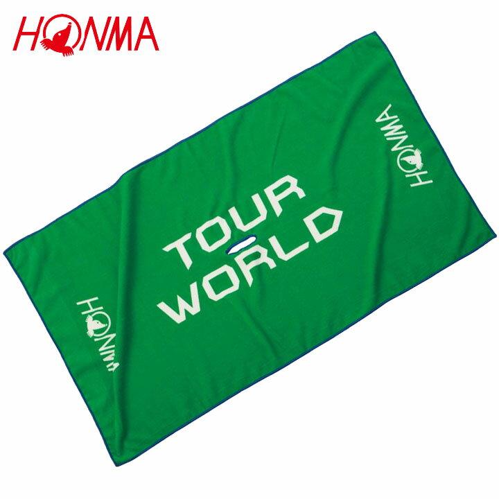 本間ゴルフ 599-317858 プロモデル タオル HONMA TOUR WORLD