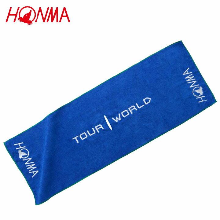 本間ゴルフ 699-317834 プロモデル タオル HONMA TOUR WORLD