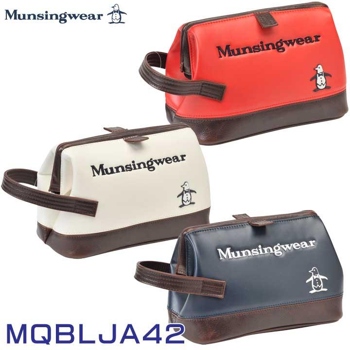 【2018モデル】 マンシングウェア MQBLJA42 ポーチ Munsingwear
