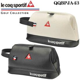 【2020モデル】ルコック QQBPJA43 ポーチ カートバッグ ラウンドポーチ le coq