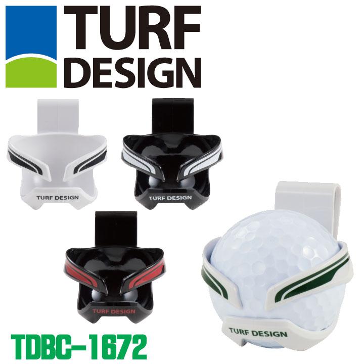 【2017モデル】 ターフデザイン TDBC-1672 ボールケース TURF DESIGN Ball Claw