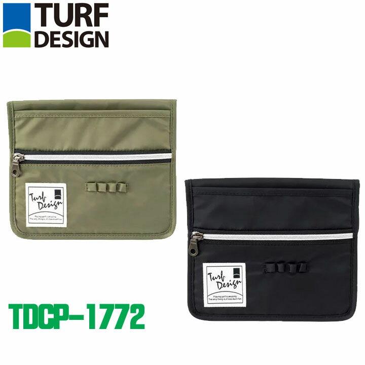 【2018モデル】 ターフデザイン TDCP-1772 カートポケット TURF DESIGN