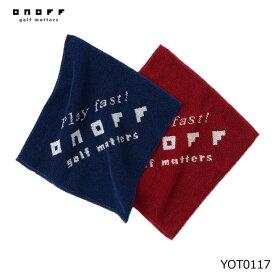 オノフ YOT0117 タオルハンカチ ONOFF